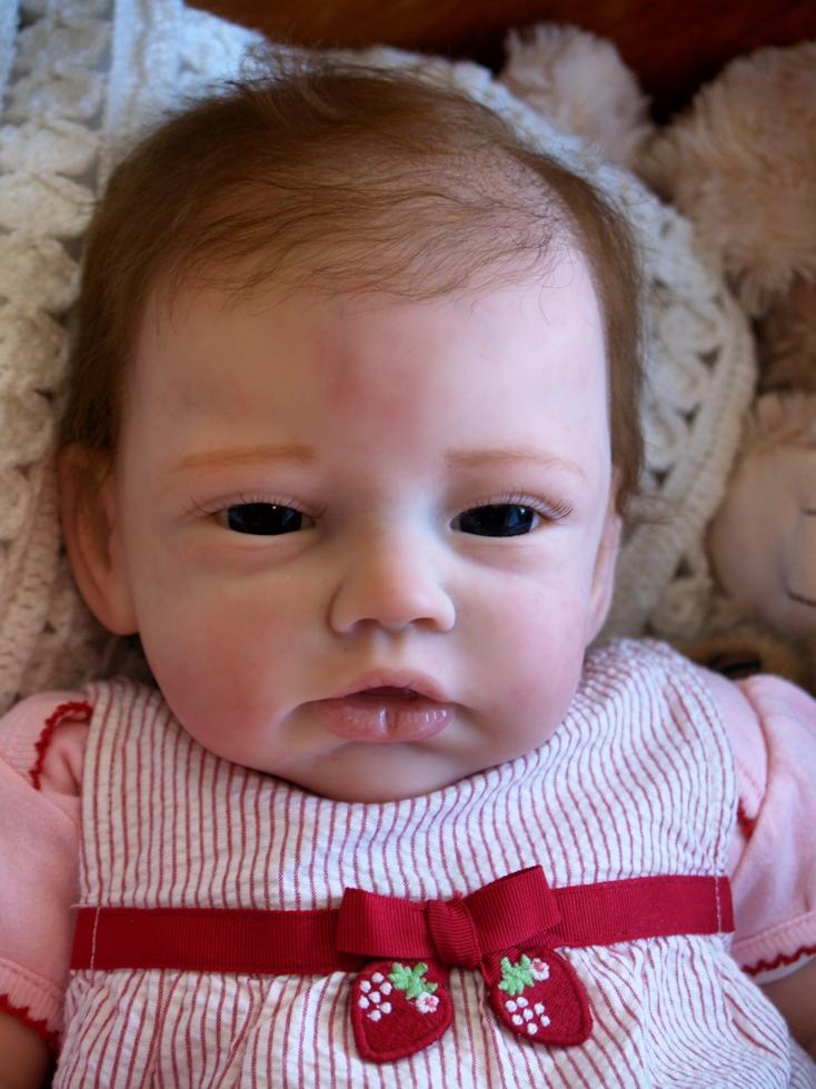 Romie Strydom Vinyl Kits Bonnies Babies Adorable Reborn