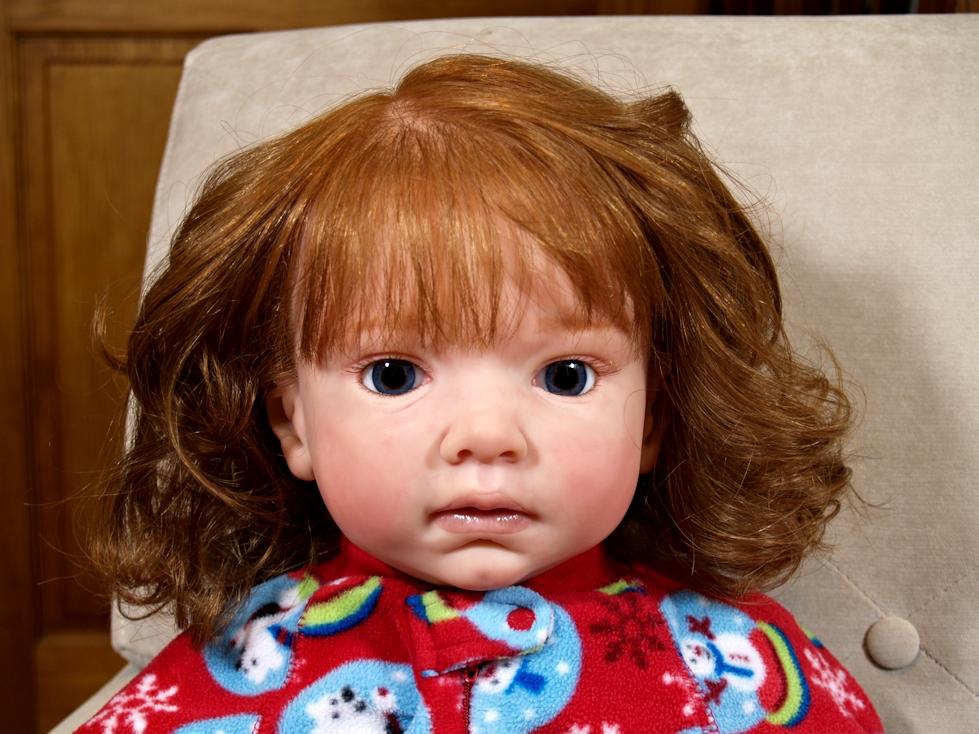 Bonnies Babies Beautiful Reborn Toddler Leontyne by ...
