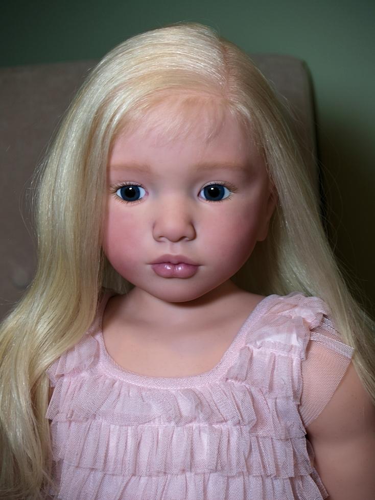 Bonnies Babies Custom Reborn Nicole or Aloenka 40 in   eBay